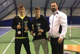 Tenis Winter Cup 2018